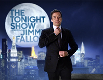 The Tonight Show | On-Air Promotions Brand Package