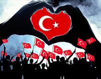 Türk Bayrağı / Tasarımlar-04