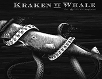 Kraken Rum Illustrations Created by Steven Noble