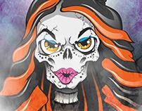 Fanart: Skelita Calaveras (2014)