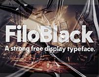Filo Black Typeface