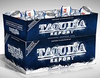 Taquiña Icepack - Bolivia