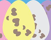 Mini Eggs-Flash Animation Experimentation