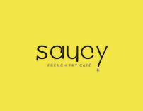 Saucy | Branding