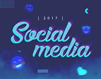 Social media Univel 1 - 2017