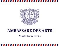 Webdesign - Ambassade des Arts