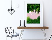 Hello Jungle Poster