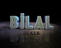 Typography / Bilal Ülker-04