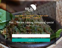 halal plates