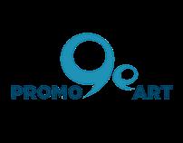 Logo, Autocollant et Affiche / Promo 9e Art