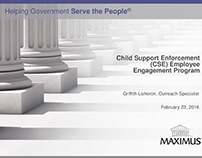 Employee Engagement Program Leadership Presentation