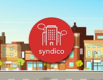 Syndico - site vitrine