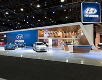 Hyundai Motor Show at 2016 NAIAS