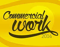 Commercial work 2014