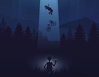 E.T - Poster alternativo