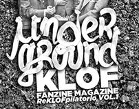 KLOF fanzine - Musika bildumen azalak