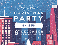 Christmas Party Poster