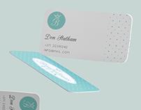 Bimbalinas  - Logo and Print design