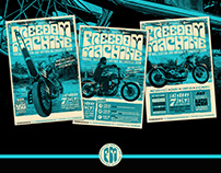 Freedom Machine Show 2018 Branding