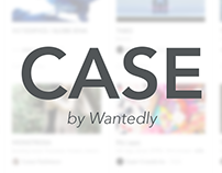 Case - Creative showcase for designers and teams