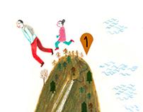 San Sebastian / Donostia's Maps
