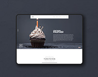 Cake Station Web Design