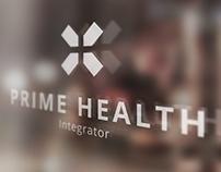 Prime Health :: Brand Identity Design