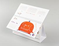 Календарь для компании «Интерлизинг»
