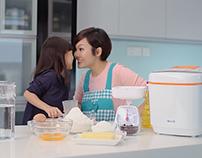 【母女篇】MECK 面包机 Bread Maker (Online Commercial)