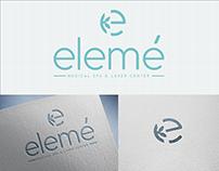 Logo for Eleme