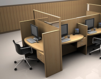 Metro Cab Corporate Office 3D