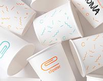 Clipster / Branding
