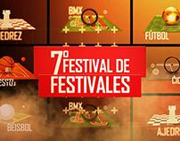 7° Festival de Festivales 2017