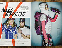 "Editorial for Fit For Fun ""Kopfsache"""
