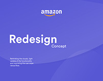Amazon Mobile Redesign Concept