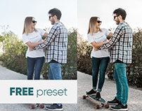 [FREE] PRESET CAMERA RAW | MEIRELES 02