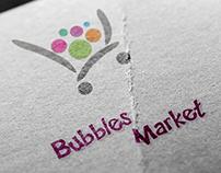 LOGO | Bubbles Market