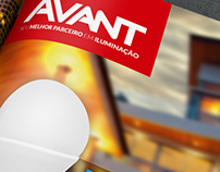 Avant Lux - Anúncio Revista