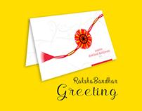 Raksha Bandan Greeting