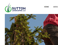 Sutton Landscaping Re-Brand