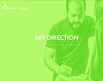Manuel Ruiz Design's Website