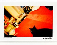 Lomographic memories - Postal cards set