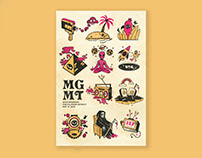 MGMT Fillmore Poster
