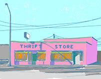 Ode to Thrift Stores