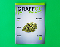 GraffGo Magazine / Green edition