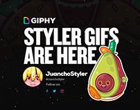Styler Gifs - Vol .01
