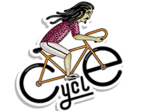 Cycle Illustration.