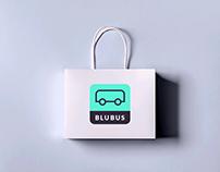 BluBus App Icon Design