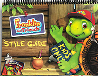 Franklin & Friends Brand Style Guide