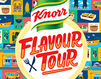 Knorr Food Tour